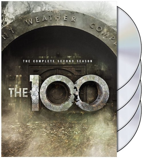 Giveaway + DVD Review: The 100 The Complete Second Season