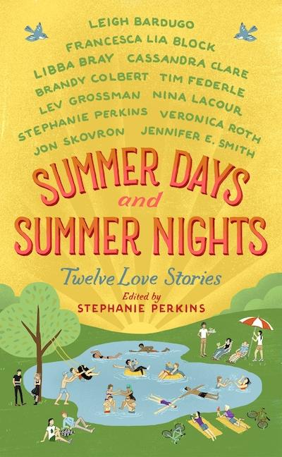 Summer Days And Summer Nights Blog Tour