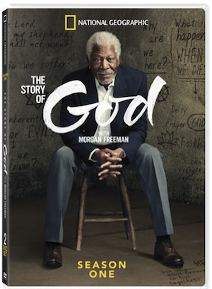 DVD Review: The Story of God with Morgan Freeman Season One